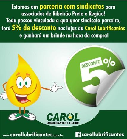 Carol Lubrificantes e Filtros